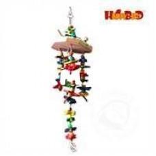 HappyBird Игрушка для попугая Джаспера 13х13х48,5 см H77129