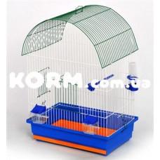ВИОЛА клетка для птиц золото 470х300х660 1.79 кг
